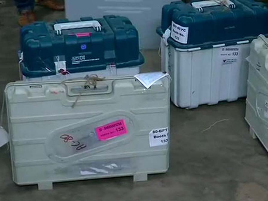 first phase polling concluded in 91 constituencies