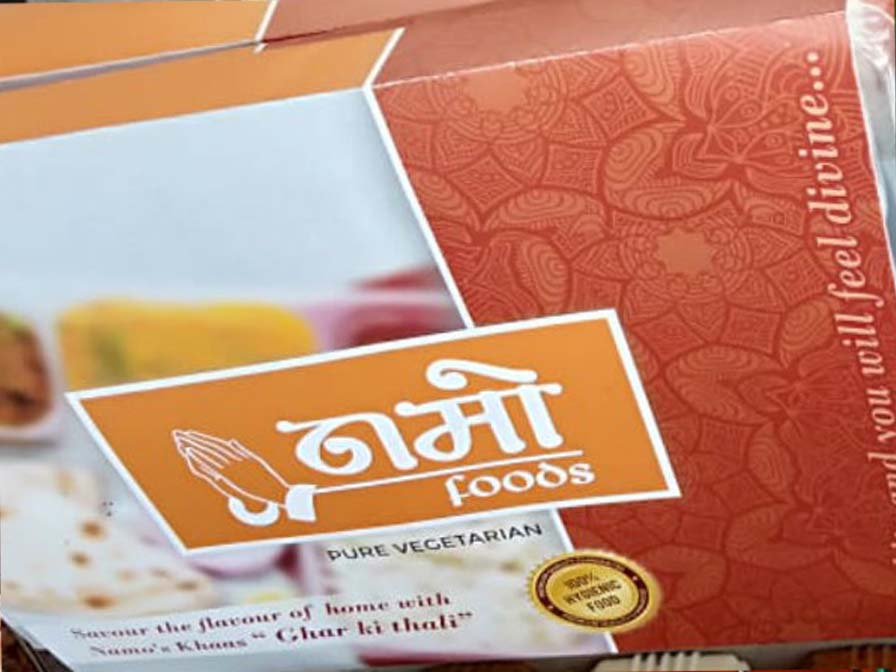 Namo labelled food parcel distributed to election officials in UP