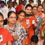 70.9 per cent polling during the 2nd phase of Lok Sabha polls